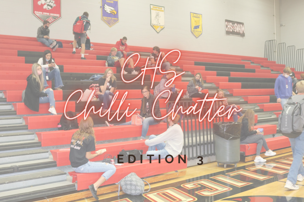 Newest Edition of the CHS Chilli Chatter is Released