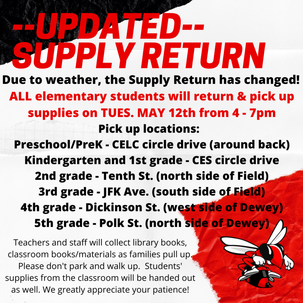 Updated Supply Return