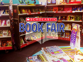Book Fair is coming to Field Elementary!