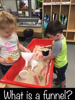 Pre-K hands-on learning!