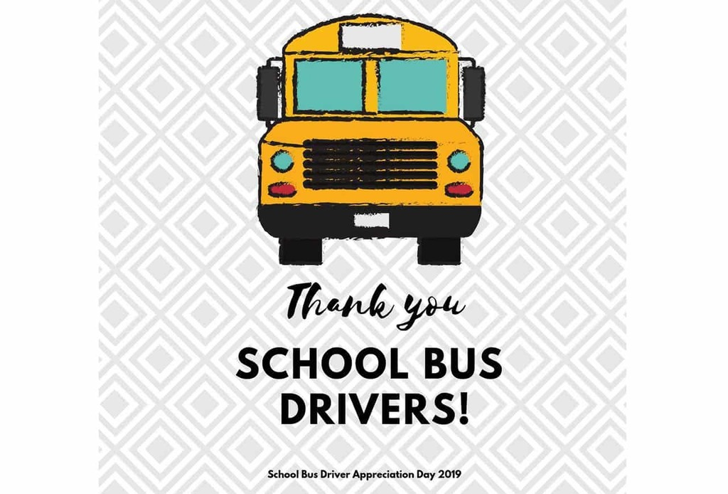 Bus Driver Appreication Day