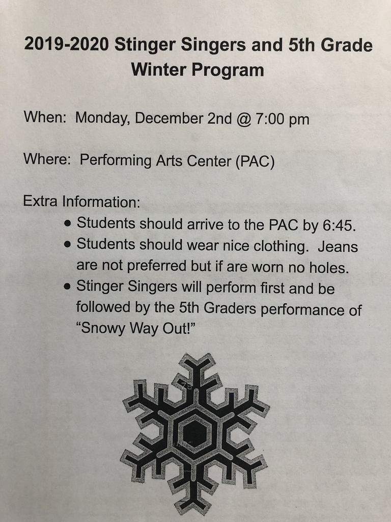 Winter Program